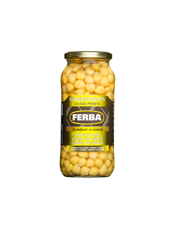 Garbanzos 570g